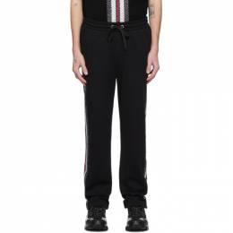 Burberry Black Arnold Lounge Pants 8026941