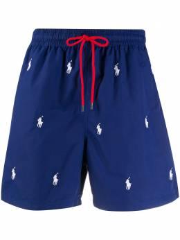 Polo Ralph Lauren плавки-шорты Polo Pony 710787323001