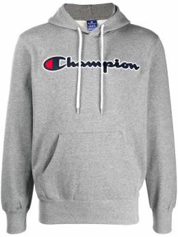 Champion худи с логотипом 214183EM525