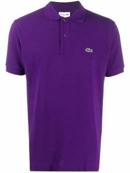 Lacoste рубашка поло с нашивкой-логотипом 1212