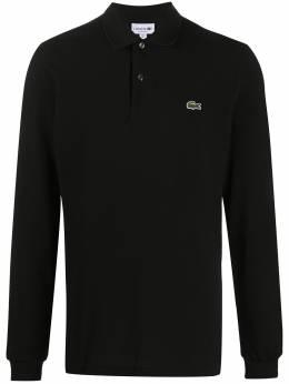 Lacoste рубашка поло с нашивкой-логотипом L1312