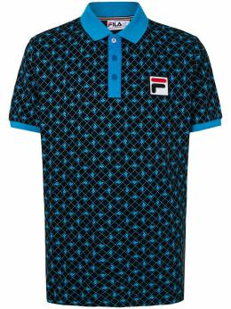 Fila рубашка-поло с логотипом LM015822