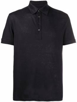 Ermenegildo Zegna рубашка-поло с короткими рукавами UU564723C