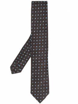 Barba галстук с вышивкой 403901