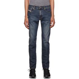 Diesel Blue D-Strukt Jeans 00SPW5 0093J