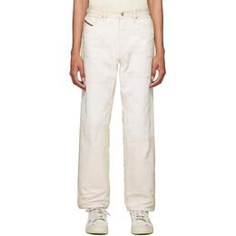Diesel Off-White D-Macs-SP1 Jeans 00SI6J 009BA