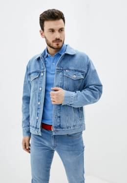 Куртка джинсовая Tommy Jeans DM0DM08057