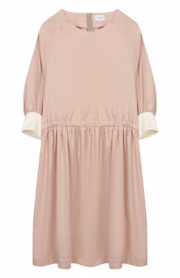 Хлопковое платье Unlabel BLUEBELL-1/06-IN002/8A-10A