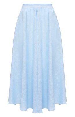 Льняная юбка 120% Lino R0W5099/B317/S00