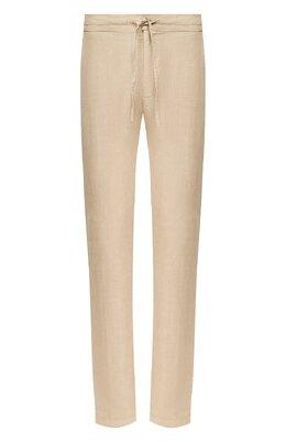 Льняные брюки 120% Lino R0M299M/0253/000