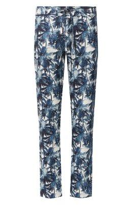 Льняные брюки 120% Lino R0M299M/F795/000