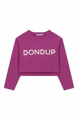 Укороченный свитшот Dondup YF052/FY0010/047