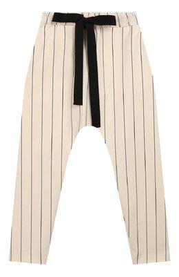 Хлопковые брюки Unlabel CARMEL-2/26-IN002/12A-16A