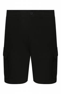 Льняные шорты 120% Lino R0M2426/0253/000