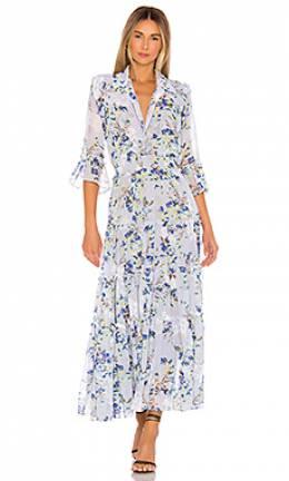Макси платье pamelina - Misa Los Angeles ISDL6773