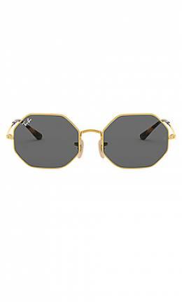 Солнцезащитные очки hexagon oval - Ray Ban 0RB1972 9150B1