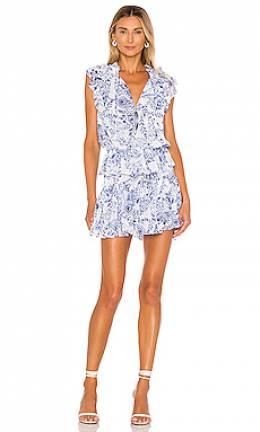 Мини платье lilian - Misa Los Angeles KADR7169