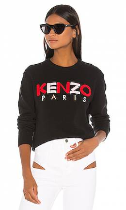 Свитшот paris - Kenzo FA52PU507808