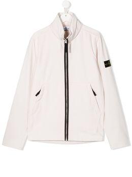 Stone Island Junior куртка на молнии MO721640834