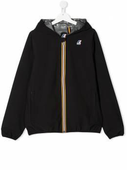 K Way Kids непромокаемая куртка на молнии K00BBV0