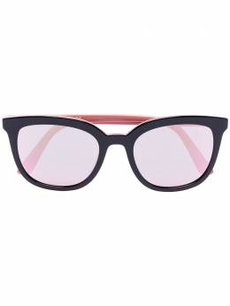 Prada Eyewear солнцезащитные очки в квадратной оправе 0PR03XS54172653