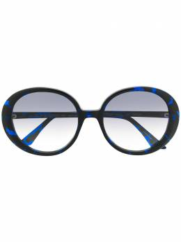 Emmanuelle Khanh солнцезащитные очки в круглой оправе EK11520