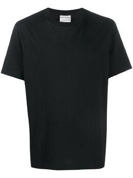 Acne Studios футболка с круглым вырезом BL0177