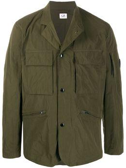 C.P. Company куртка Memri с карманами 08CMBZ089A003778A