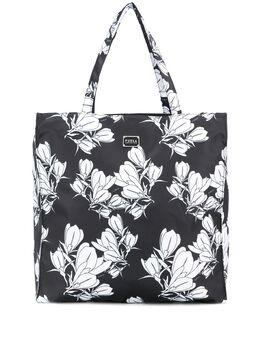 Furla сумка на плечо с цветочным принтом 1055640