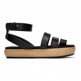 Neous Black Grobya 30MM Sandals 00180A01