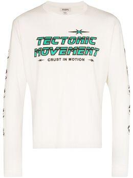 Phipps футболка Tectonic Movement PHSS20N03A