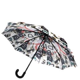 Burberry Multicolor Nylon Tragalfar Packable Umbrella 279077
