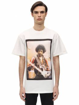 Hendrix Bowl Printed Cotton T-shirt Ih Nom Uh Nit 71IWQX009-MDgx0