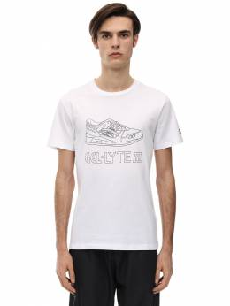 Gel-lyte Iii Cotton T-shirt Asics 71IWL9029-MTAx0