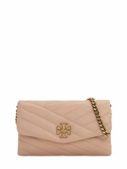 Kira Quilted Leather Chain Wallet Bag Tory Burch 71IM3V003-Mjg40