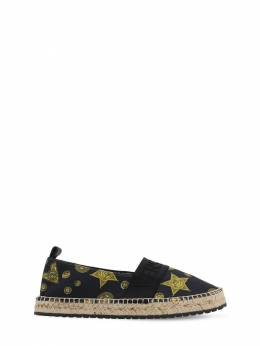 Printed Espadrilles Versace 71ILX2015-WVkzNg2
