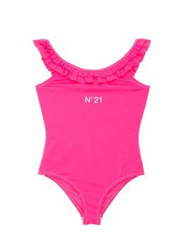 Ruffled One Piece Swimsuit No. 21 71ILWX018-ME4zMDQ1