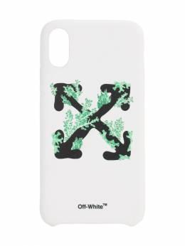 Чехол Для Iphone Xs Off-White 71IIUD047-MDExMA2