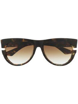 Dita Eyewear солнцезащитные очки в массивной оправе DTS703A02