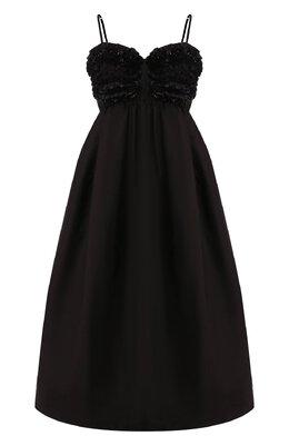 Платье 4 Moncler Simone Rocha Moncler Genius F1-09W-2G500-20-54155