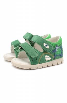 Кожаные сандалии Falcotto 0011500837/42