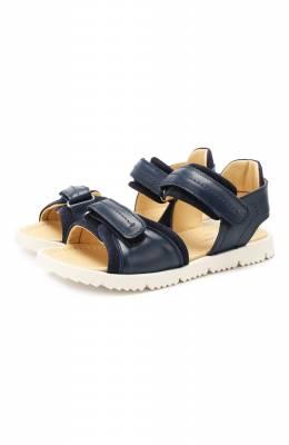 Кожаные сандалии Montelpare Tradition MT16004/18-27