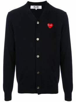 Comme Des Garcons Play кардиган с вышитым логотипом AZN008051