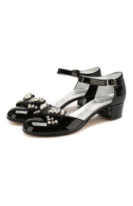 Кожаные туфли Missouri 78046 A/35-41