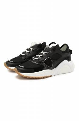 Комбинированные кроссовки Philippe Model EZLD WC04