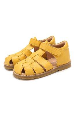 Кожаные сандалии Petit Nord 2543/25-30