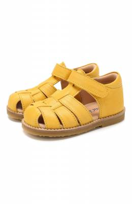 Кожаные сандалии Petit Nord 2543/19-24