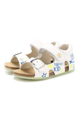 Кожаные сандалии Falcotto 0011500827/01
