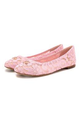 Балетки Dolce&Gabbana D10430/AJ652/37-39