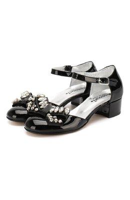 Кожаные туфли Missouri 78046 A/27-30